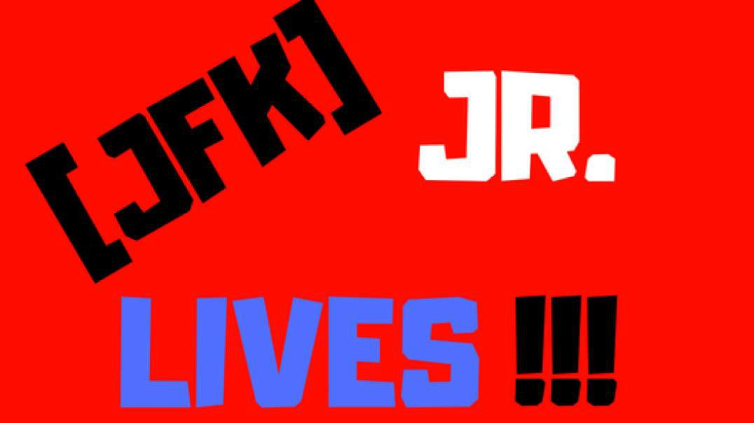 JFK JR LIVES!!!  #2:  Q SETS THE STAGE