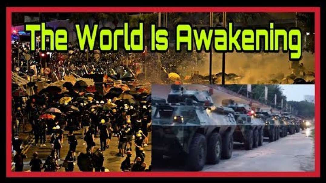 People All Over The World Are Awakening! Not by Coincidence!  :coded: