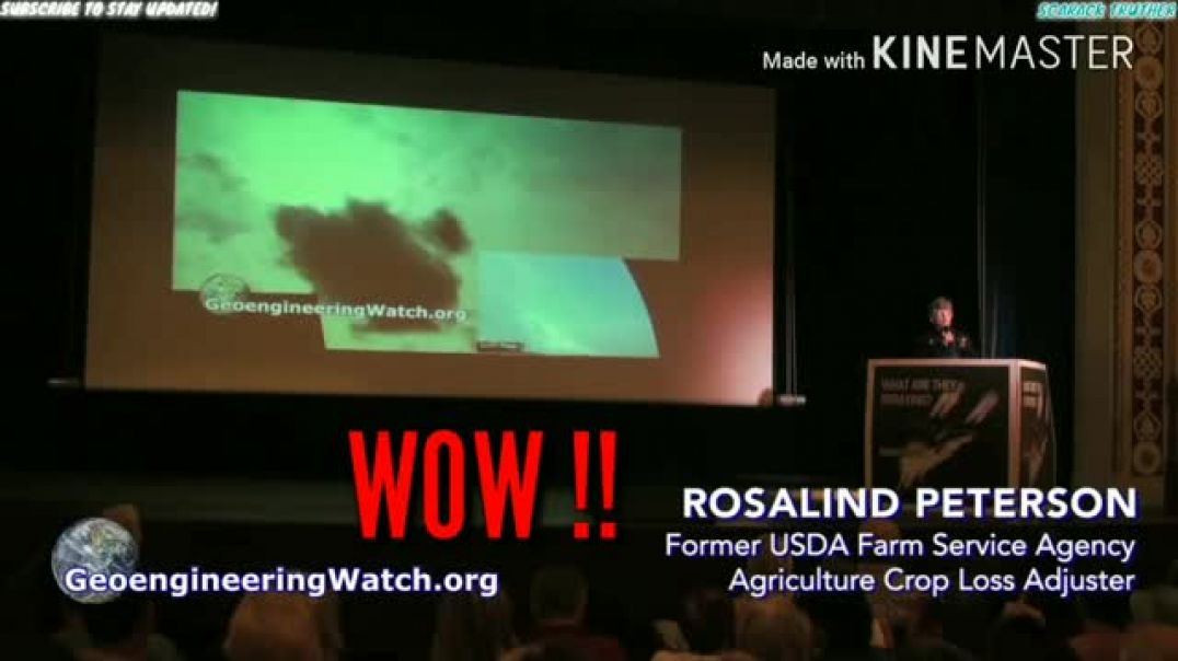 HAARP Weather modification Chem trails #3creepytv.mp4
