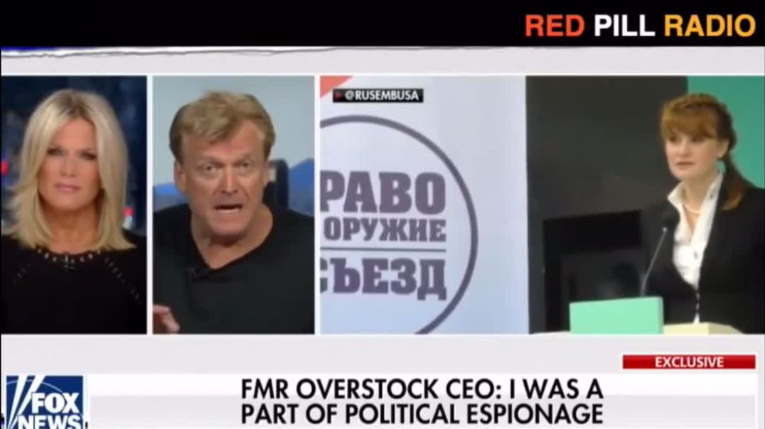 Overstock Ceo Patrick Burne making some serious allegations!