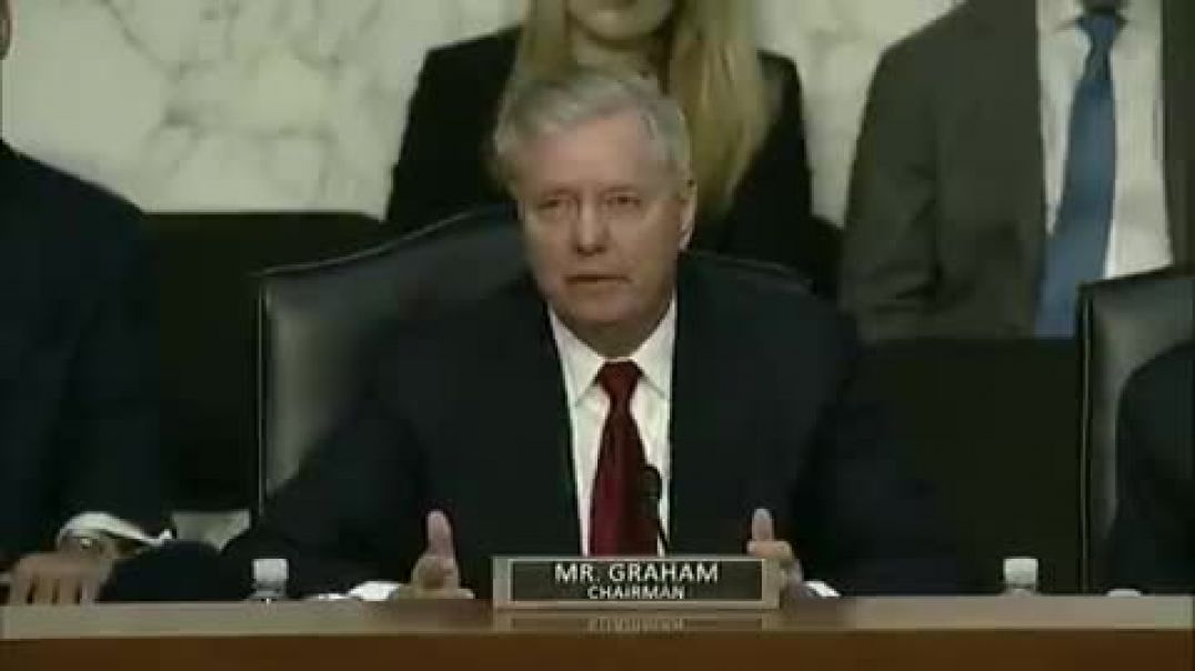 Sen. Graham: Is it kind of off-the-charts bad?