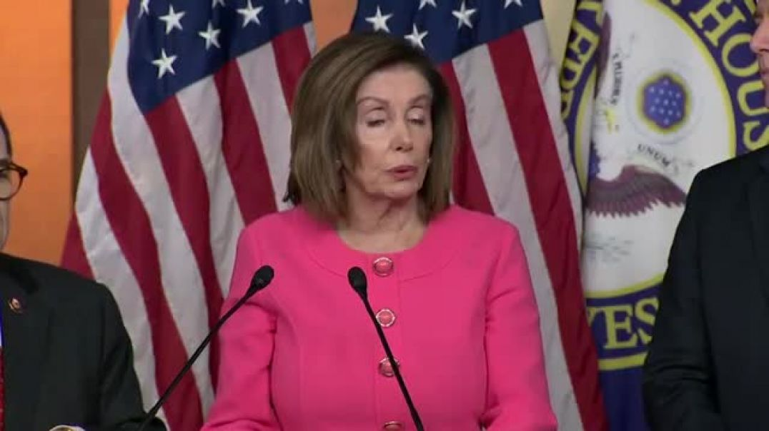 Pelosi names Schiff lead impeachment manager