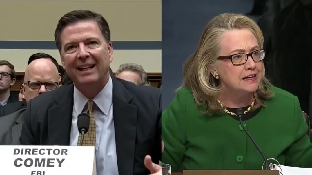 Funny Comey Clinton Email Song