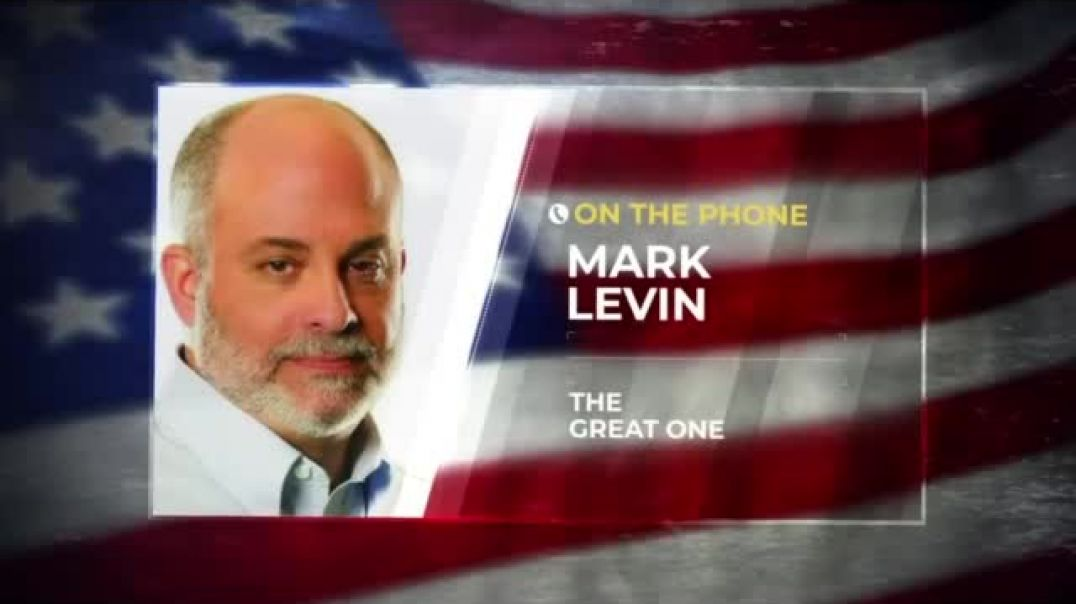 Interview With Mark Levin q mention