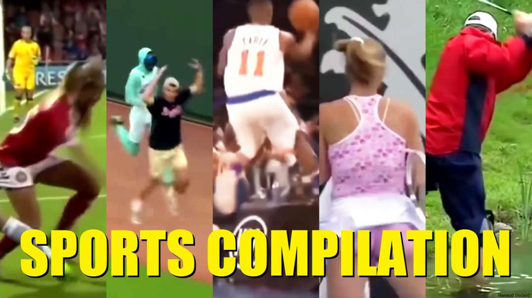 THE ULTIMATE SPORTS COMPILATION