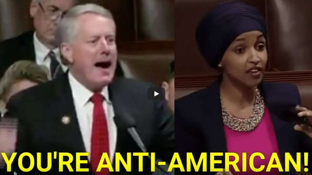 Rep. Omar called out in Congress for supporting Soleimani