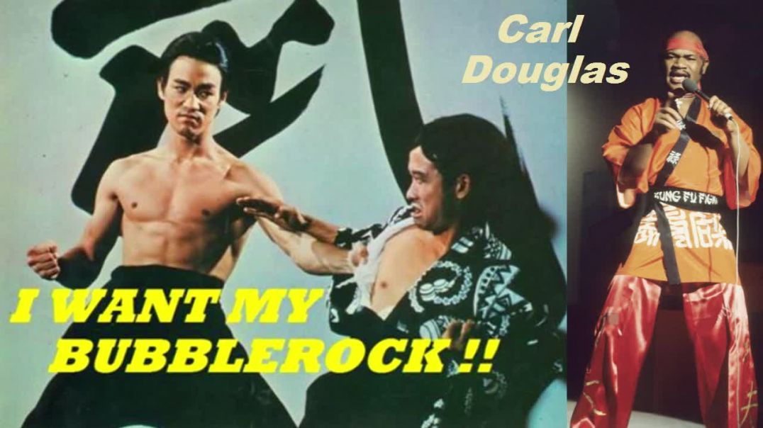 Carl Douglas - Kung Fu Fighting - (Video Stereo Remaster - 1974) - Bubblerock - HD
