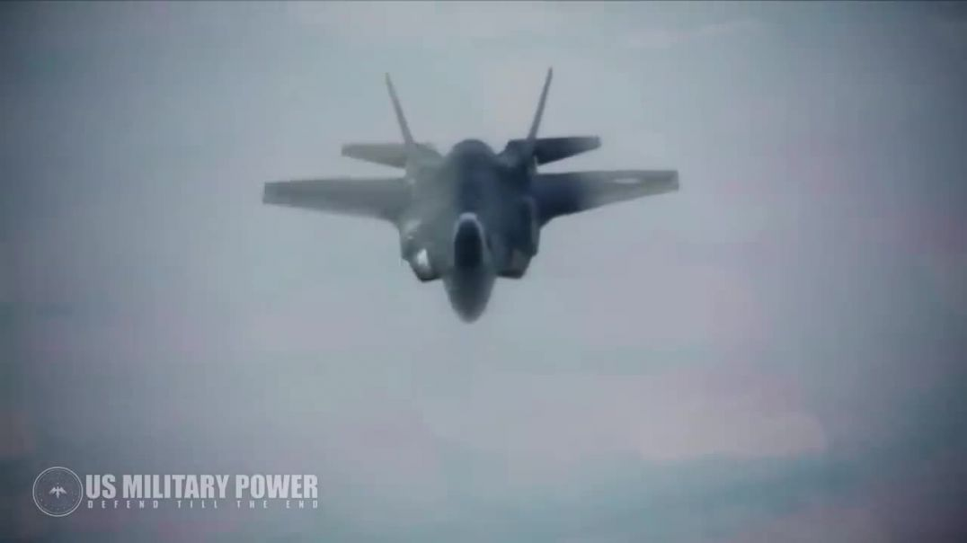 F-35 Shows Its Insane Ability