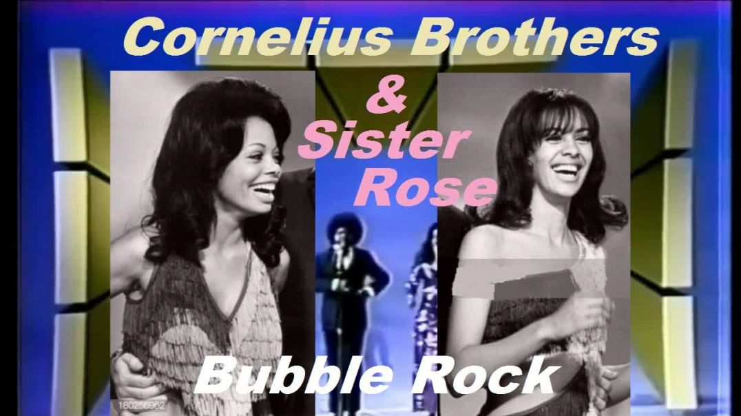 Cornelius Brothers and Sister Rose - Too Late To Turn Back Now  - (Video Stereo Remaster - 1972) - B