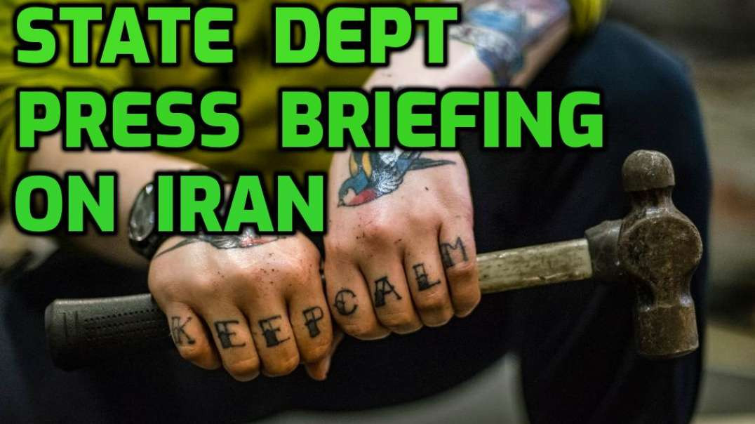 Iran Press Briefing