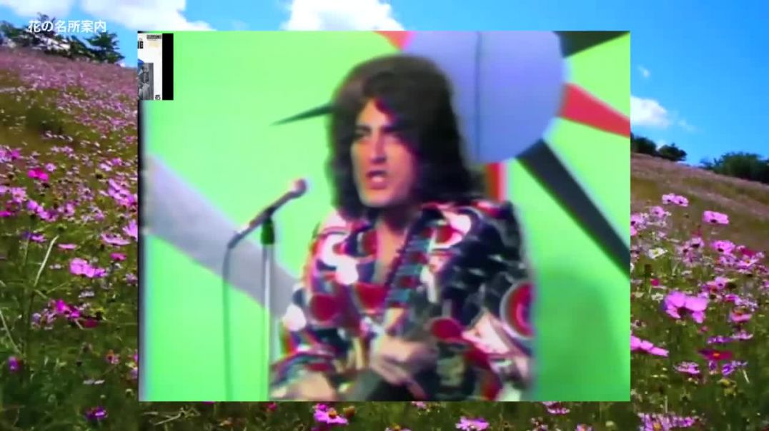 Tommy James and the Shondells - Draggin Line and Crystal Blue Persuasion - (Remaster Video - 1969-71