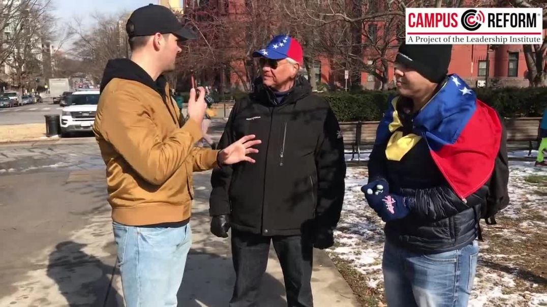 Venezuelans Send Message To Americans on Socialism