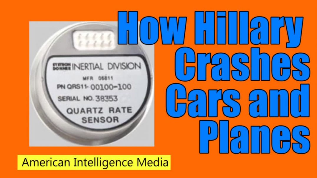 How Hillary Crashes Cars and Planes