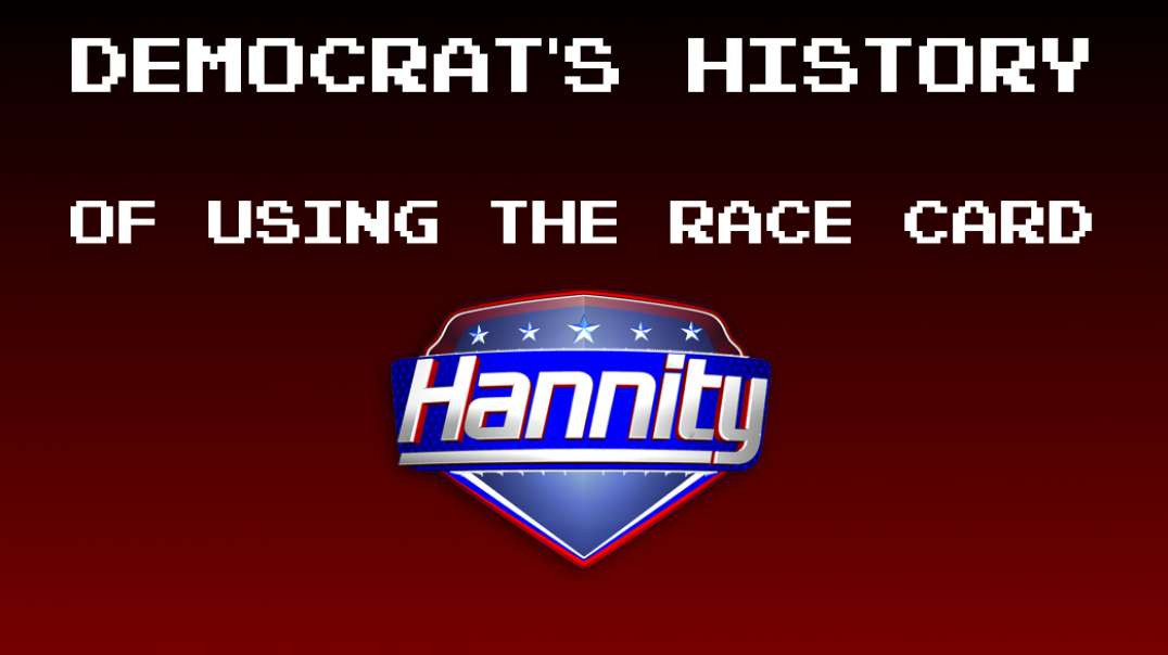 Democrat History of using the Race Card