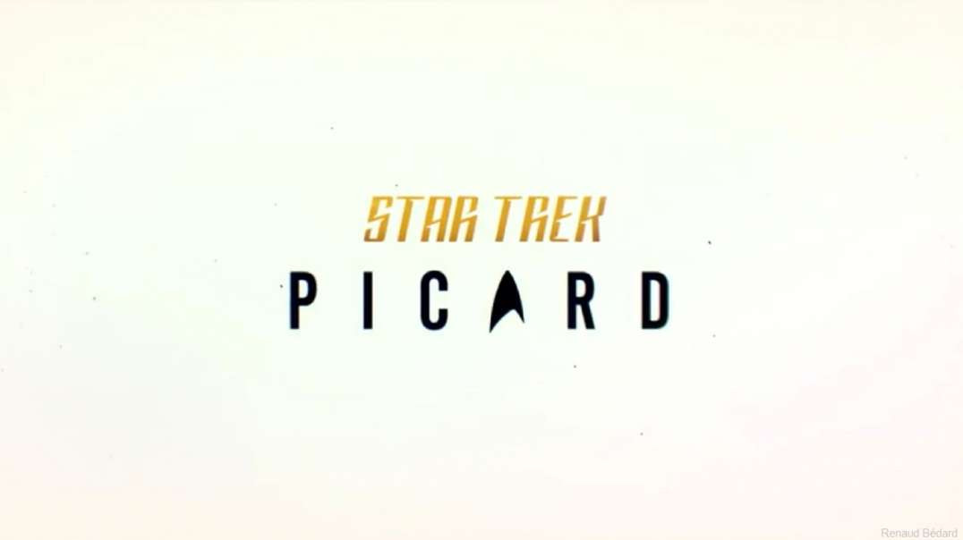 STAR TREK PICARD OPENING AND CLOSING THEMES
