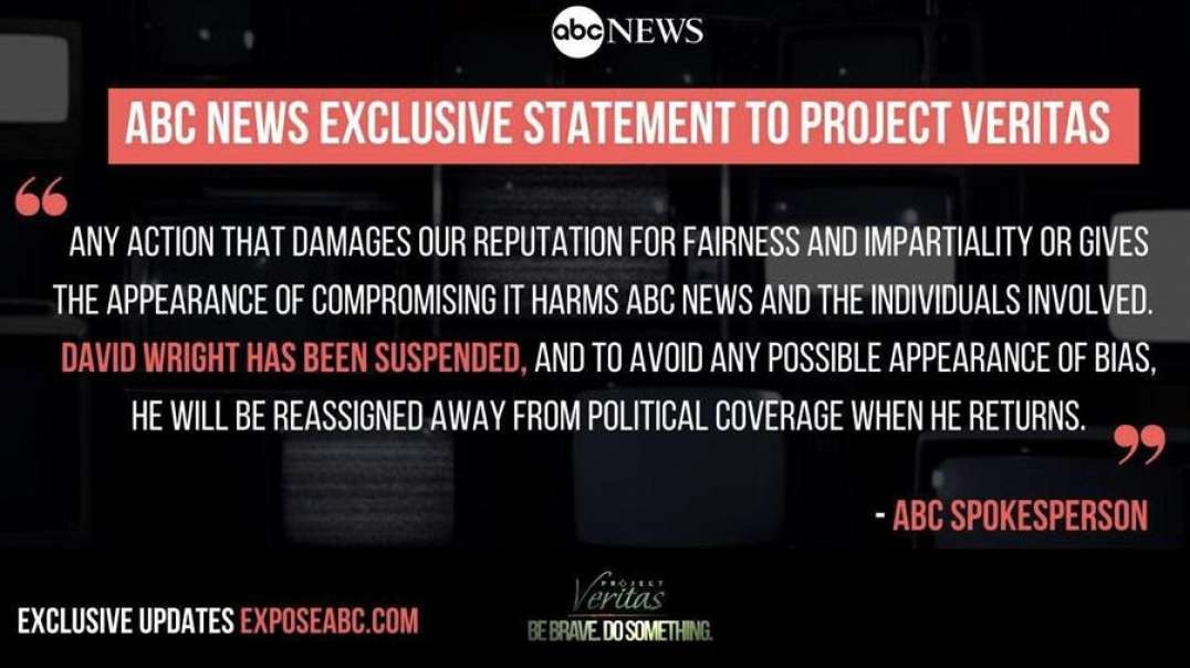 ABC Reporter Admits Bosses Spike News #ExposeABC
