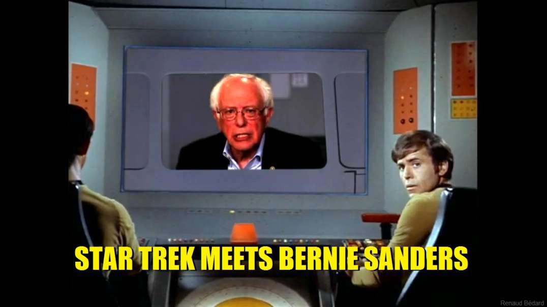 STAR TREK MEETS BERNIE SANDERS