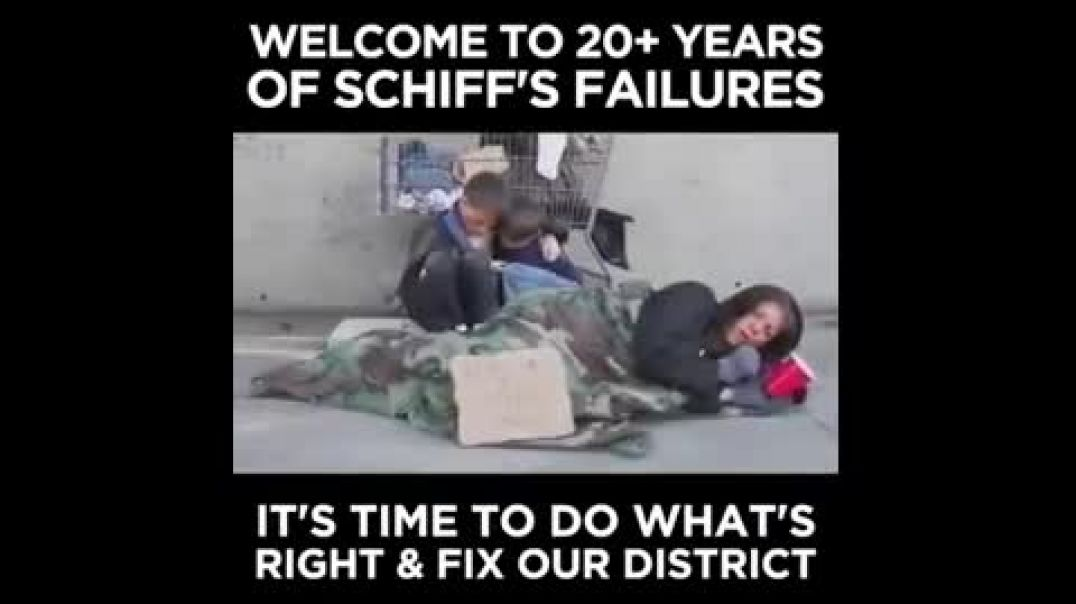 Welcome to 20mins of 20+ Years of Schiff's Failures!
