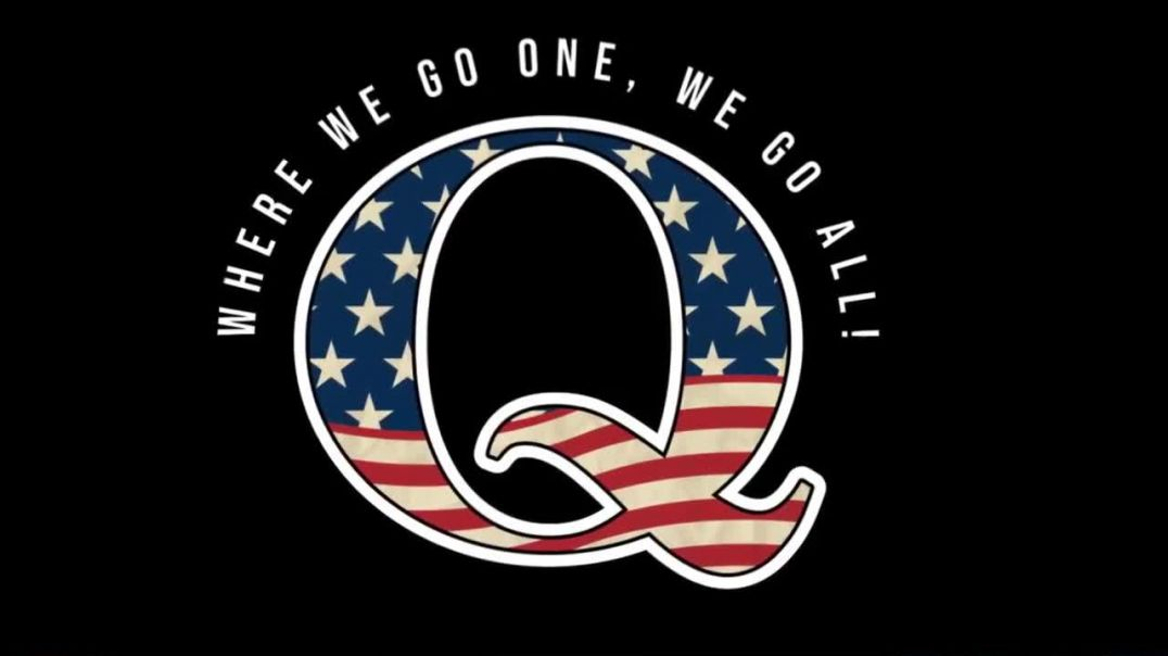 Qanon is 100% coming from the Trump Administration