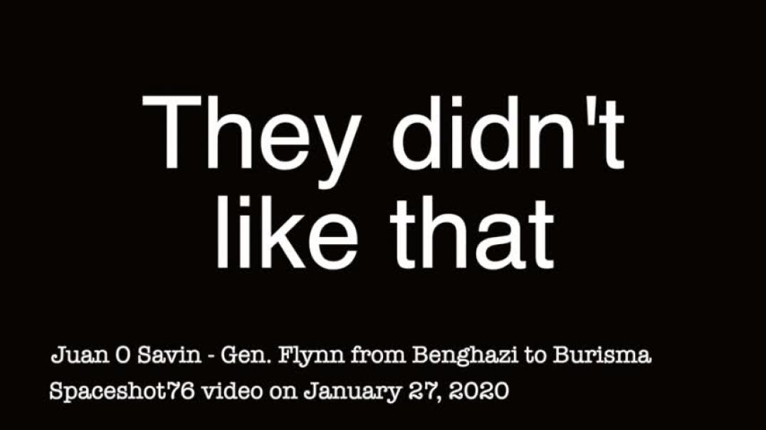 Michael Flynn - The American Fight for Freedom (short documentary)