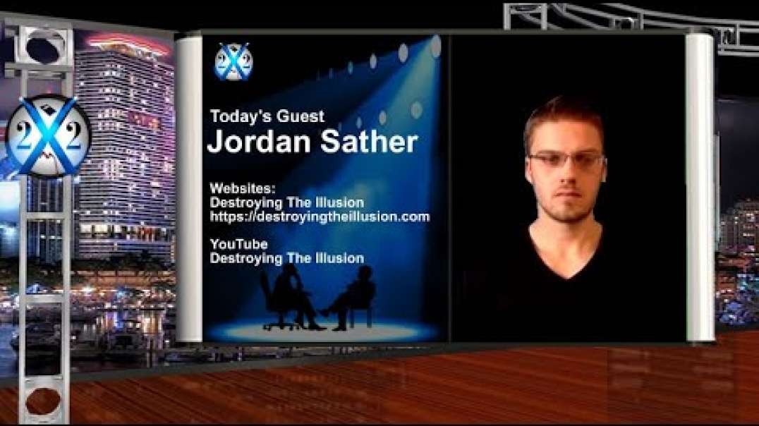 White Hats Taking Control Of Unacknowledged Programs, Secrets Will Be Revealed:Jordan Sather
