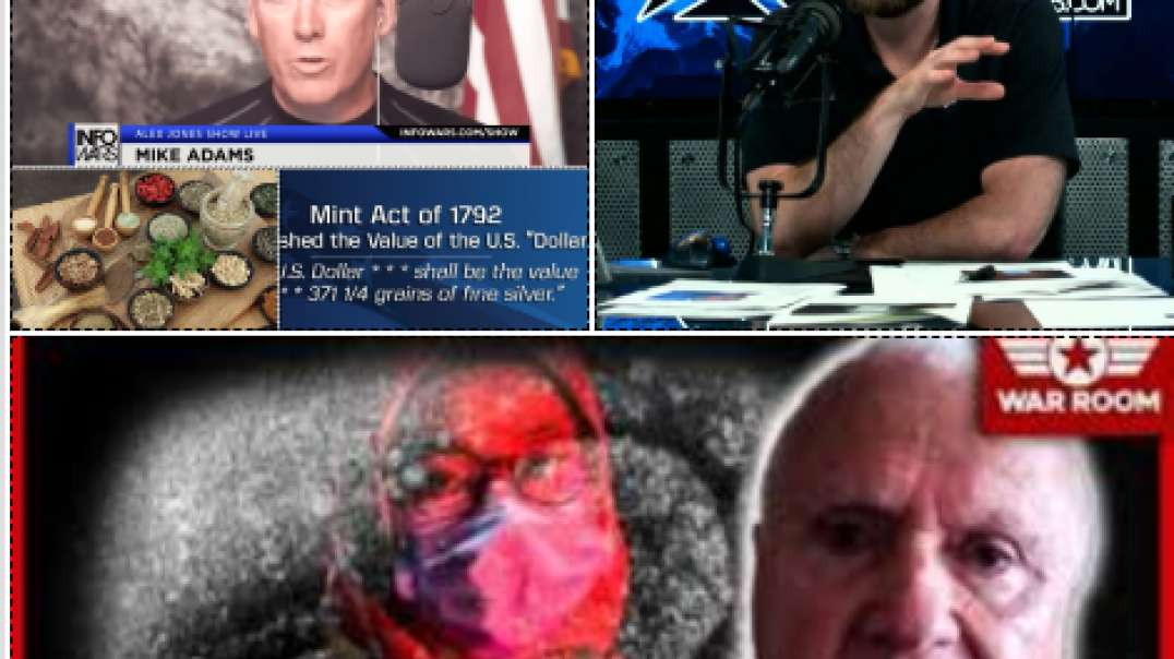 Clip 2 Owen Shroyer, Steve Pieczenik, Fire Fighters, Beyond Vaccines, Corona Virus