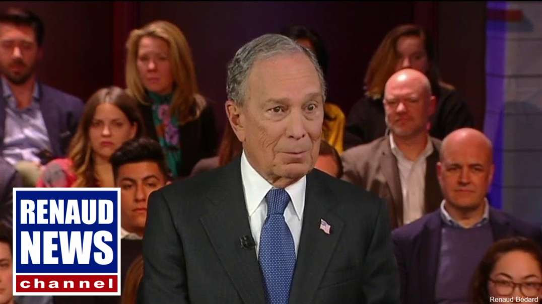 TOWN HALL WITH MIKE BLOOMBERG TAKING QUESTIONS FROM PUBLIC