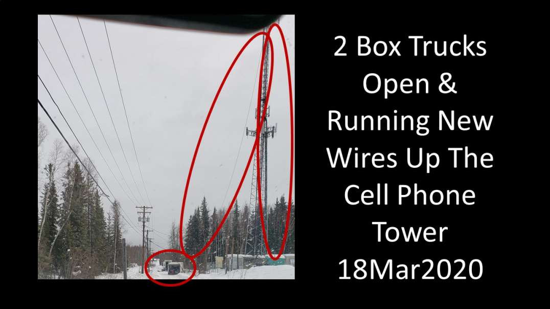 Alaska News From The North: Updates and More Closing...NEED O+ Blood. Cell Tower Activity