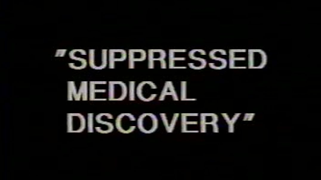 Dr. Robert Beck - Suppressed Medical Discovery (1997)