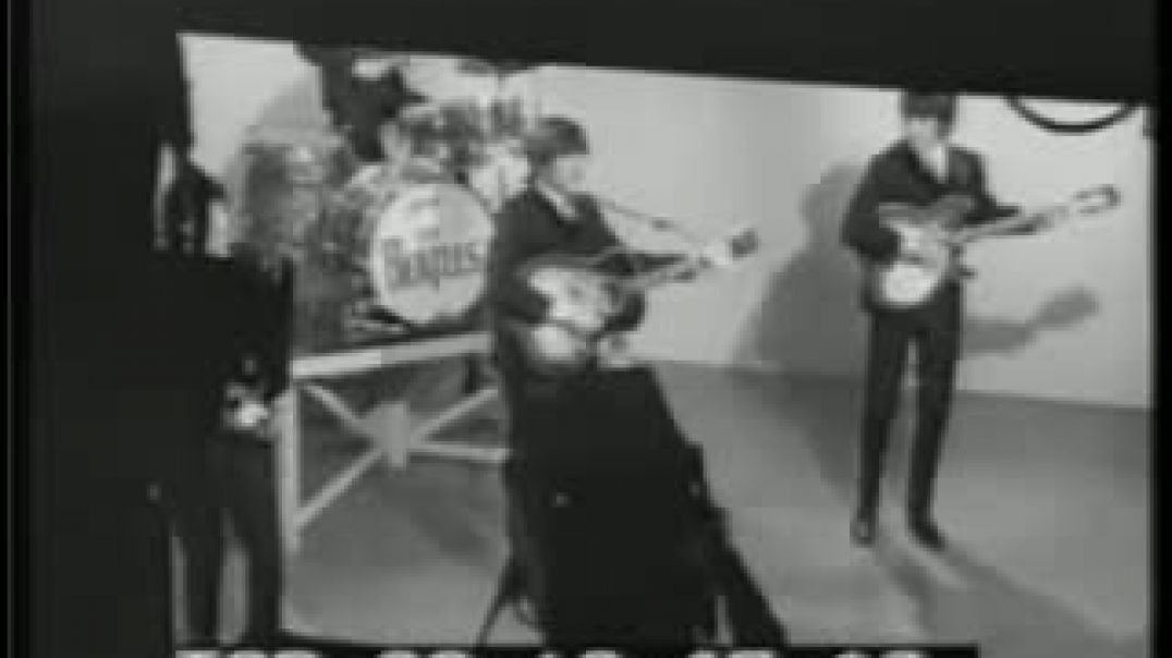 Beatles - I Should Have Known Better (Rehearsal) Scene at 630 - 1964 - Stereo Redub