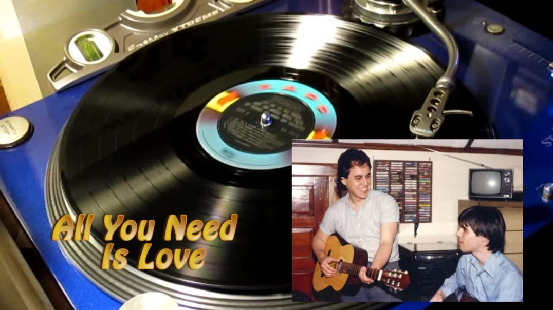 Outofbodies - Beatles - All You Need Is Love - (By Dan and Don - Mono Demo) - HD