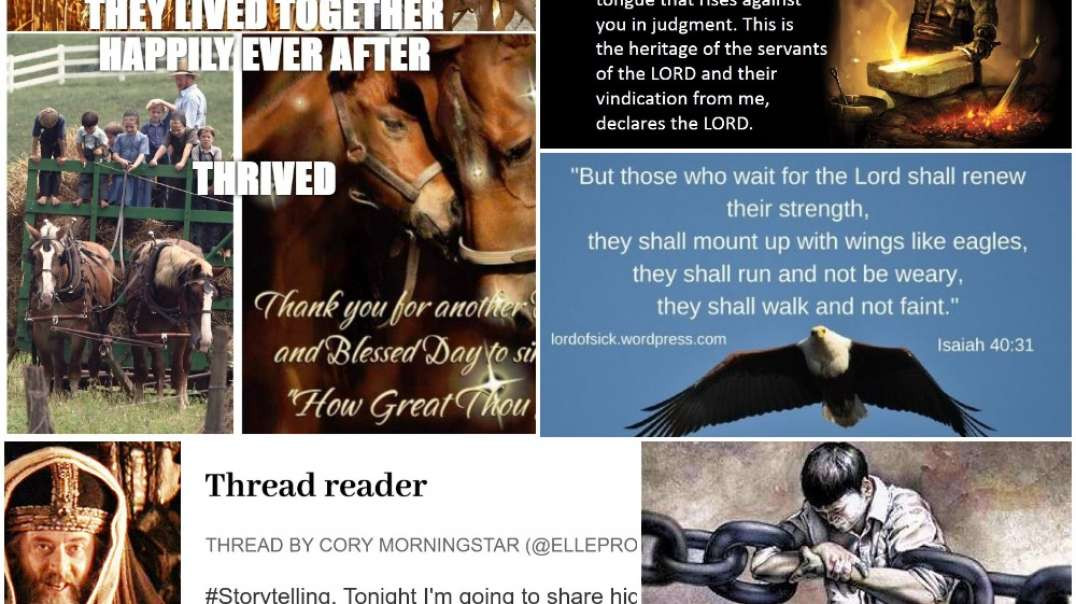 Part 2 Biblical March 2020 The World Ended Will Go down in History,  to be cont.