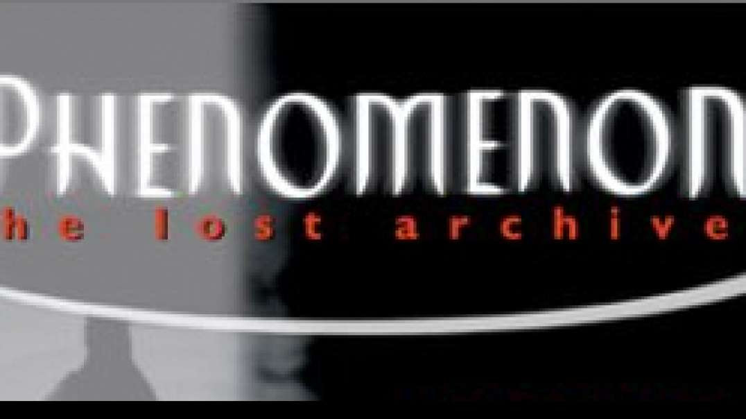 Phenomenon: The Lost Archives (1998) - 1x13 - Genesis Revisited