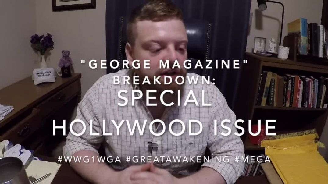 """JFK Jr.'s """"George"""" March '97: Special Hollywood Issue"""