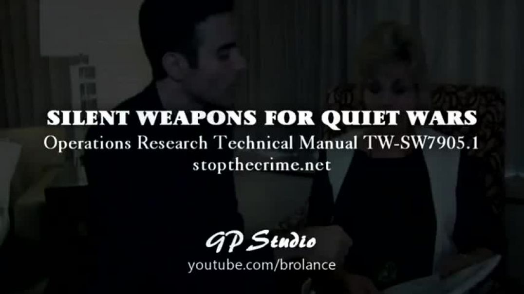 Silent weapons for quiet wars document - full read