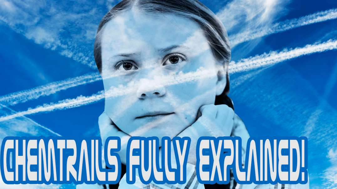 Chemtrails Fully Explained! MUST SEE!!
