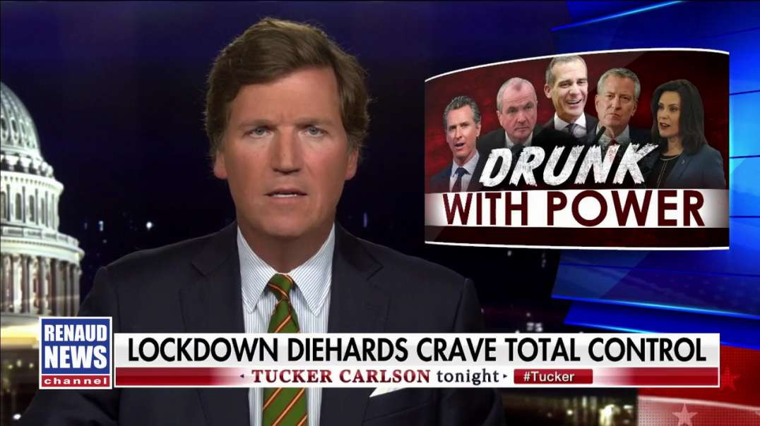 TUCKER CARLSON: THE TIME FOR MASS QUARANTINE HAS PASSED