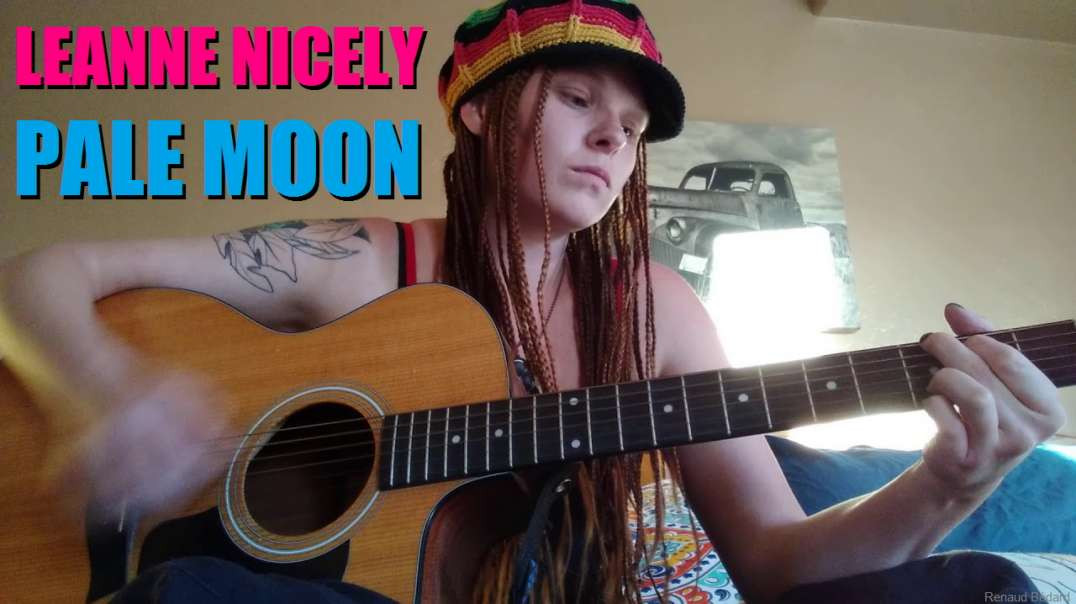 LEANNE NICELY - PALE MOON (COVER)