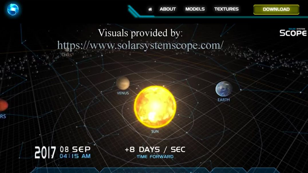 West to East impossible Sun eclipse - dr. C. Alex Young