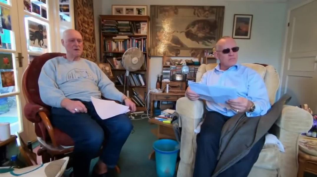 Barrie Trower and Mark Steele on 5G (2019) _ BETTER AUDIO