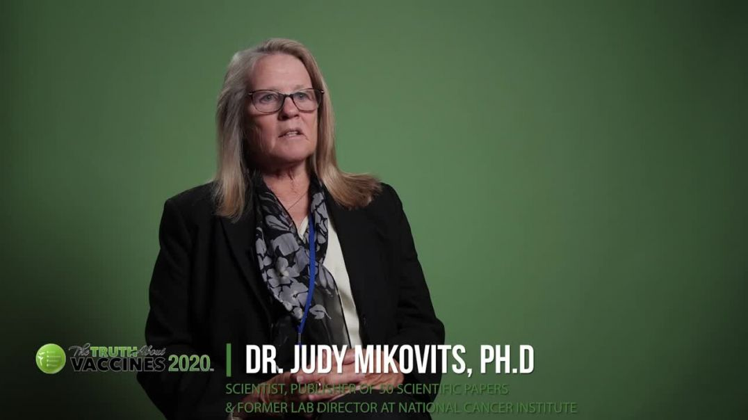 Dr. Judy Mikovits - Part 1 | Vaccine Court Corruption, Damage, and the CDC