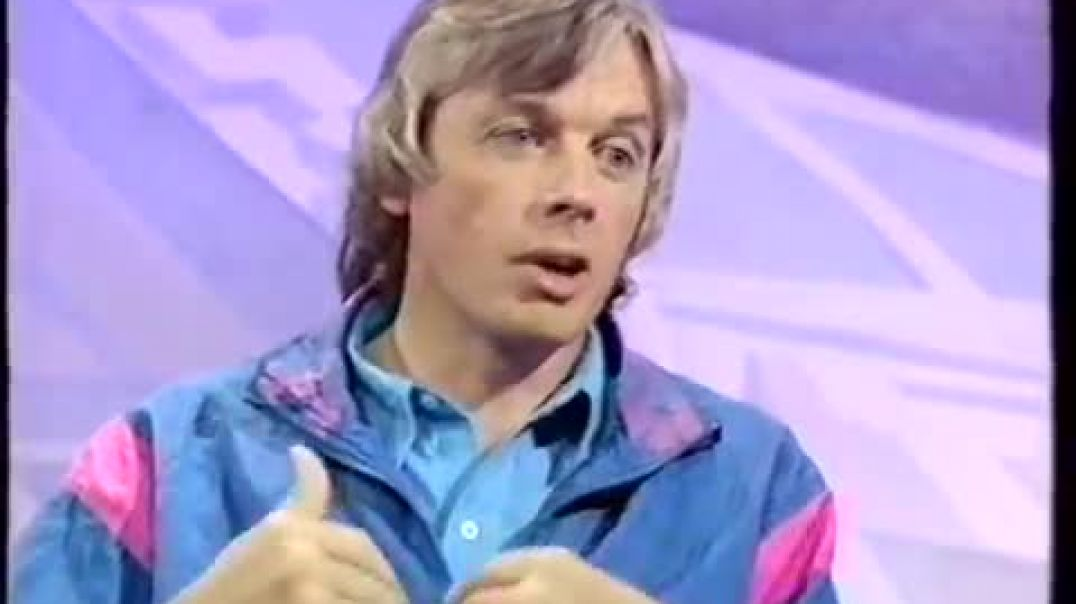 David Icke on Wogan (Complete Interview)