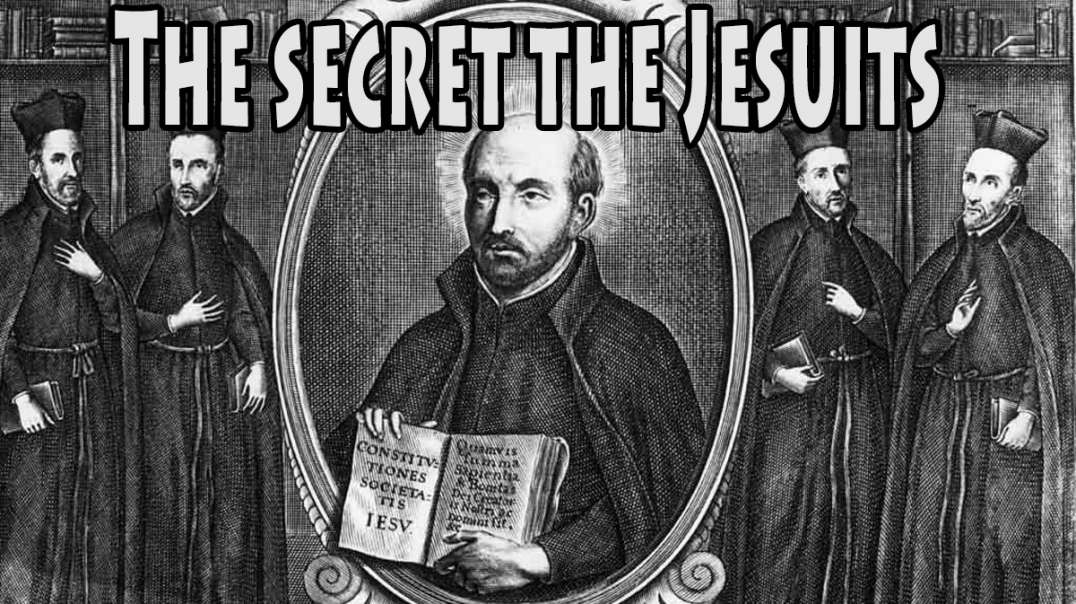 ⁣The secret the Jesuits would rather was forgotten about