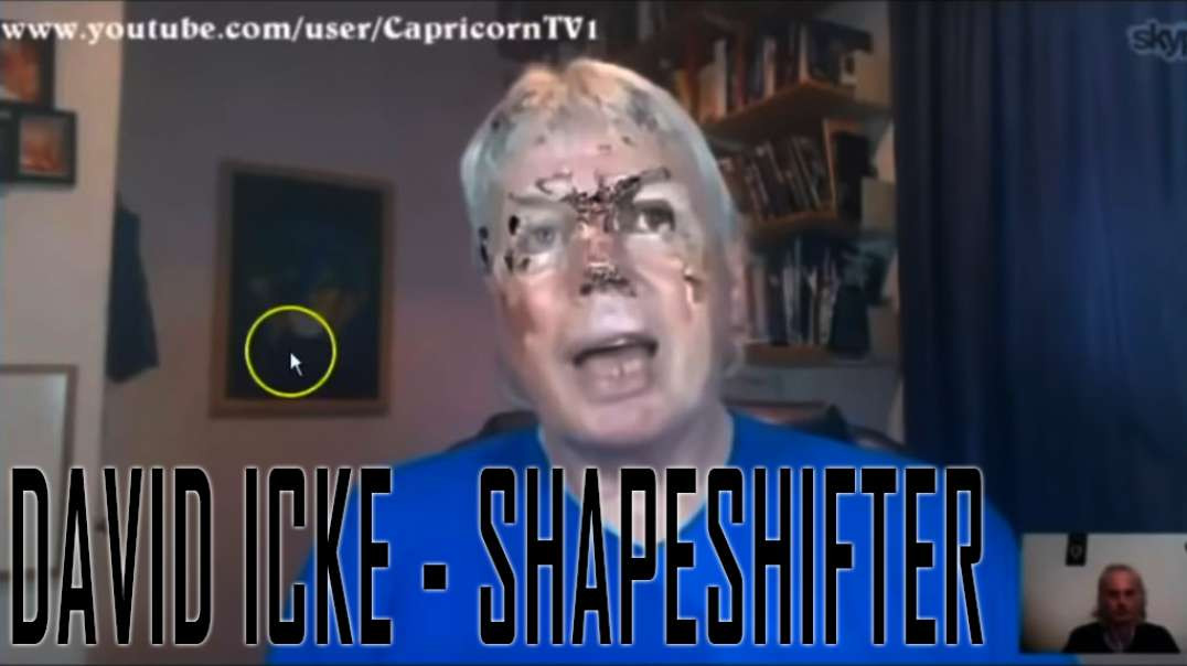 David Icke Shapeshifting