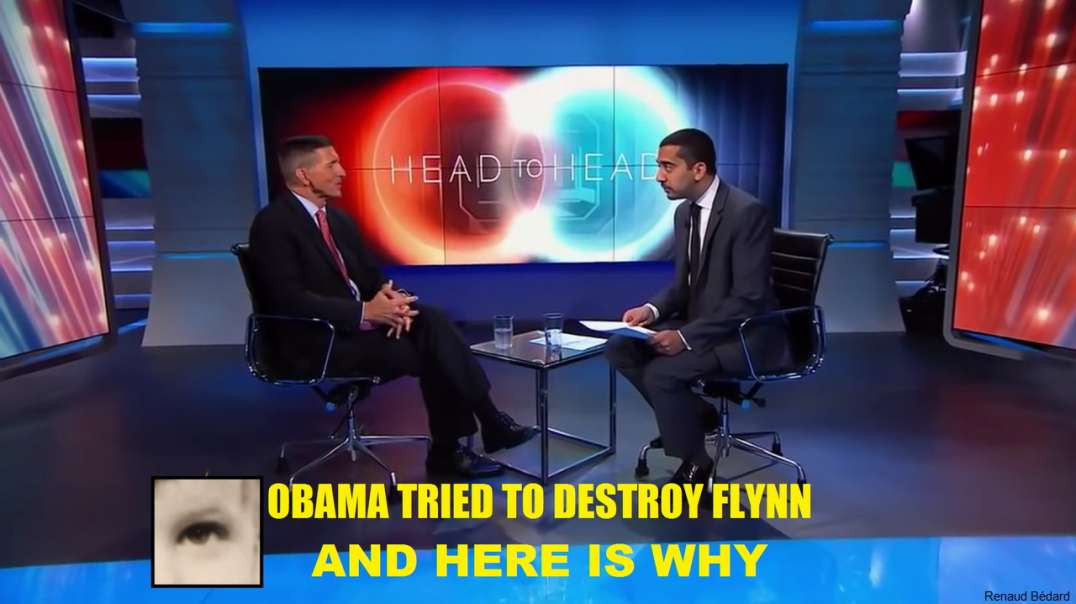 OBAMA USED TAXPAYER'S MONEY TO PERSONALLY RUIN GENERAL FLYNN AND HERE IS WHY