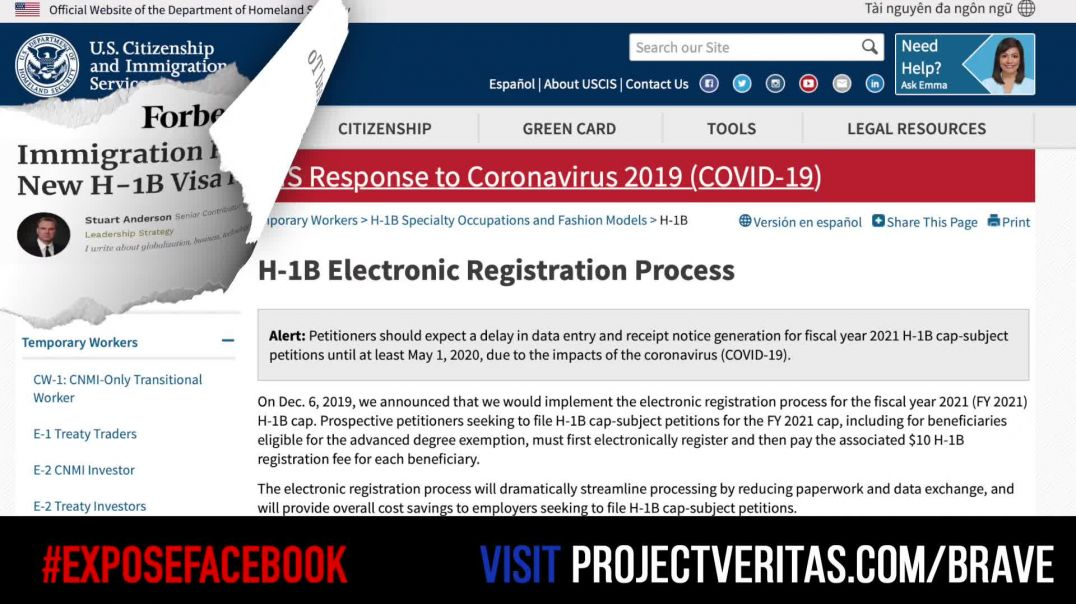 Facebook Insider - Company Suspended My Account In H-1B Policy Doc Leak-zgM84JkAxww