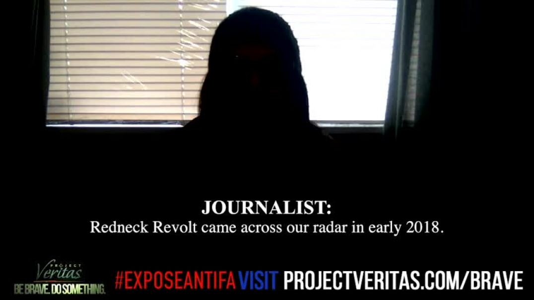 "Project Veritas - #EXPOSEANTIFA Part III - ""We believe in complete abolition of the system itself, i"