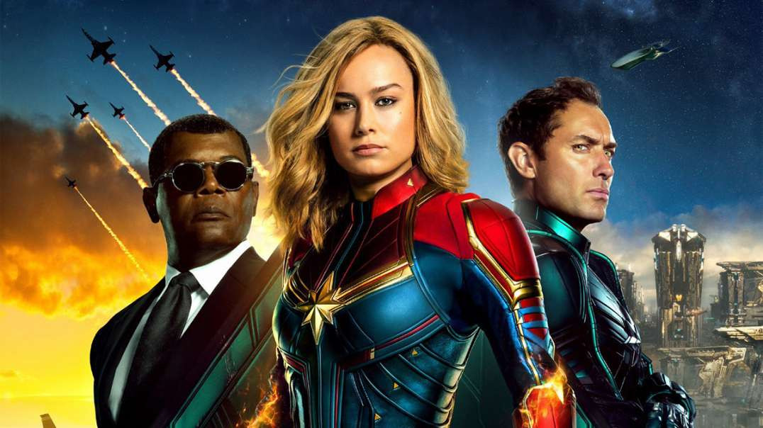 Watch streamiNG ~ Captain Marvel (2019) MoVies (ONLINE)