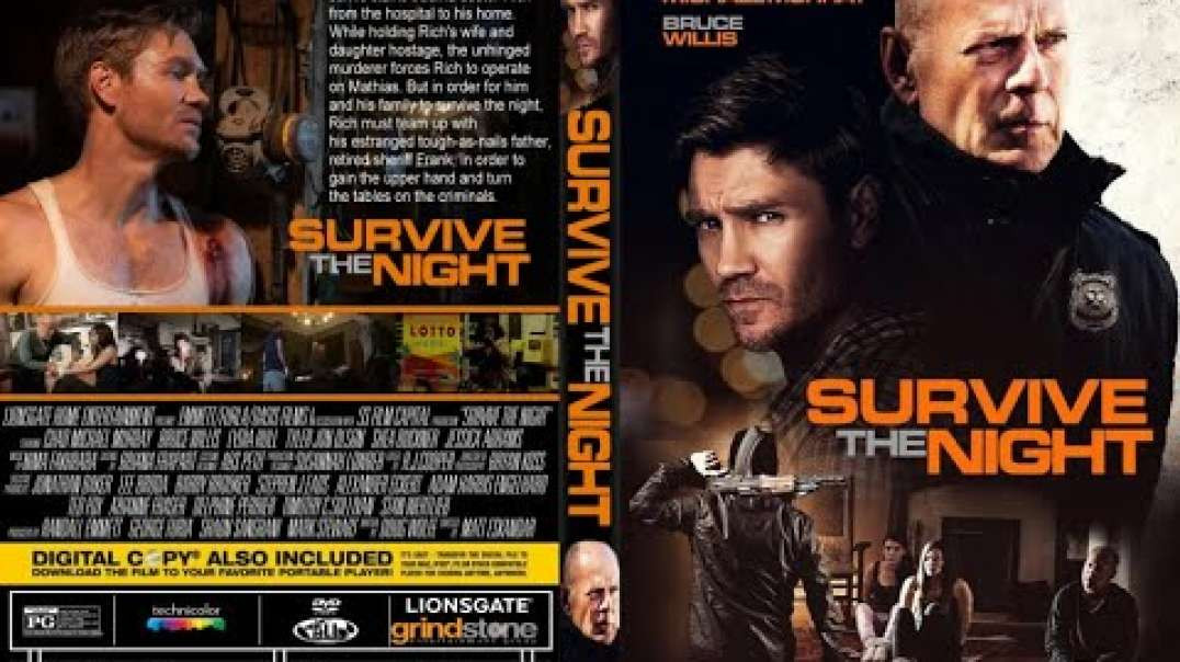123 full movie watch Survive the Night (2020) full movie free download hd