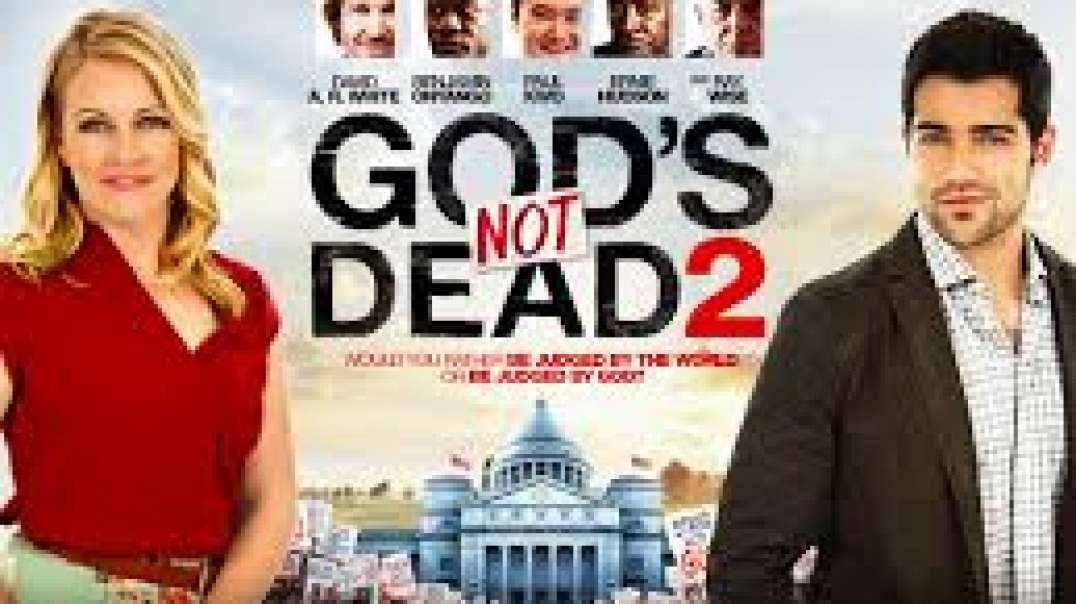 FULL_Watch God's Not Dead 2 (2016) MoVies ONLINE